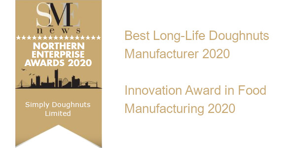 Innovation Award in Food Manufacturing 2020