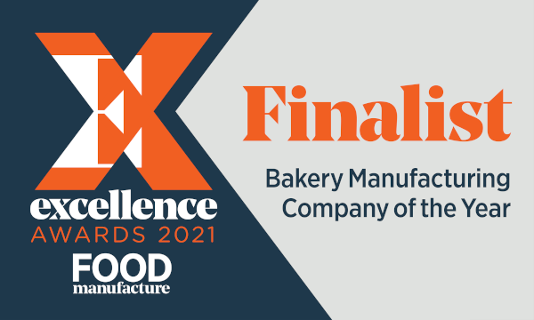 Simply Doughnuts named a finalist in the Food Manufacture Excellence Awards
