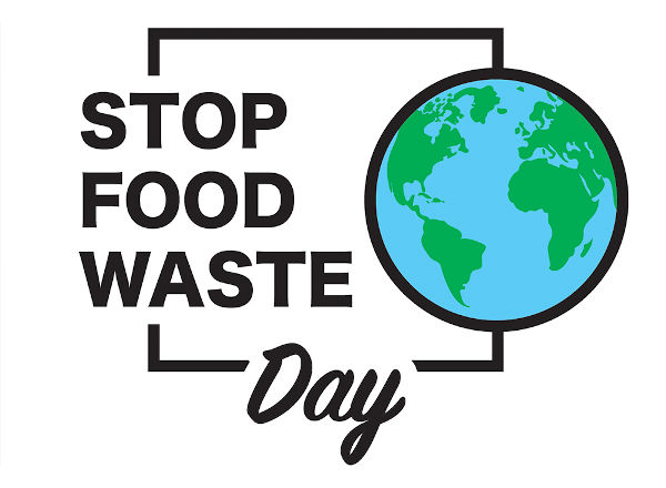 Stop Food Waste day logo
