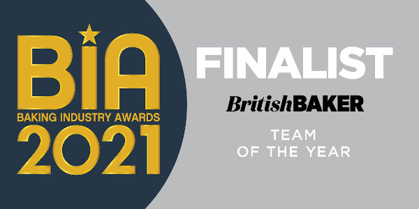 BIA 2021 finalist - Team of the Year