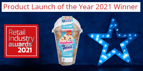 2021 Product Launch of the Year (winner)
